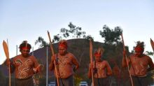 Aboriginal Australians meet at sacred Uluru to discuss first chance of recognition