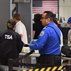 Shutdown is building a wall — at TSA airport checkpoints