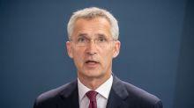 NATO chief calls for Nagorno-Karabakh ceasefire