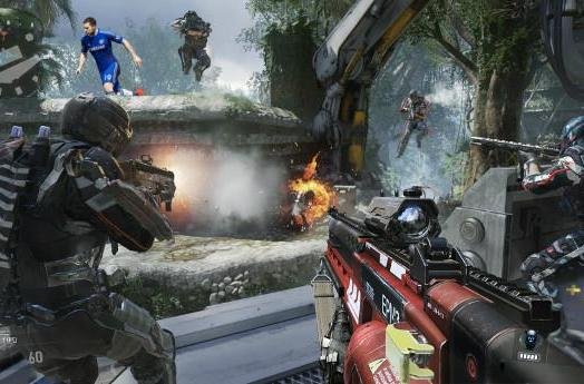 UK Charts: CoD Advanced Warfare dethrones FIFA