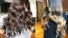 This Super-Long Ombré Hair Transformation Is a Feat of Color-Correction Magic