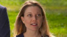 "Former ""Battlestar Galactica"" actress part of alleged ""sex cult"" speaks out"