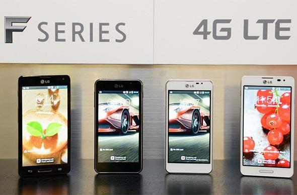 LG Optimus F5 and F7 smartphones now official with LTE and Jelly Bean