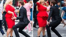 Rebel Wilson and Liam Hemsworth's insane dance number
