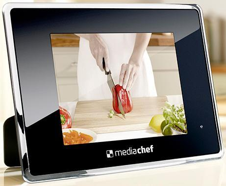 Belling's Media Chef digital cookbook