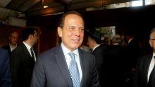 Doria defende privatização da Sabesp se marco do setor for aprovado