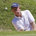 How Jeff Hart copes with hitting 250-yard drives at the PGA Championship