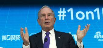 'Unprecedented': Bloomberg donates $1.8B to alma mater