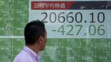 Stocks slump as China currency move escalates trade fears