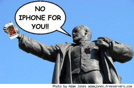 Russian iPhone carrier not happy over price, cites Apple 'dictatorship'