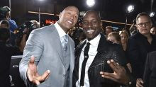 'Fast & Furious' star Tyrese Gibson slates The Rock for 'breaking up the family' with 'Hobbs & Shaw'