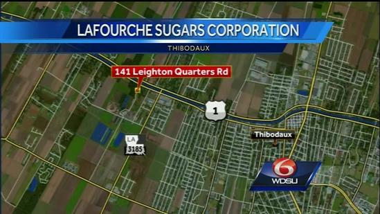 Concerns over sugar mill fire growing in Lafourche parish