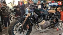 EICMA 2018: Royal Enfield KX Concept Motorcycle Unveiled