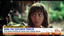 Dora the Explorer movie trailer