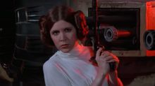 Carrie Fisher gets a touching tribute at Star Wars Celebration Orlando