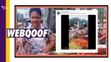 Fake Alert: This Actor is Not Selling Vegetables to Earn a Living