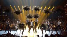 Ricky Martin recibe galardón en Las Vegas