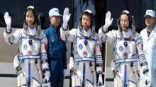 Astronauts in training for crewed missions to China's upcoming space station: CNSA