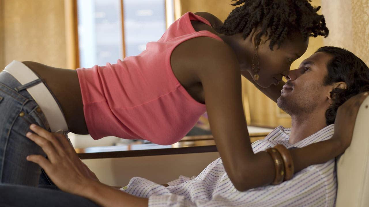 секс негритянка с негритянкой трудом поднялся