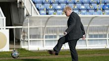 Boris Johnson to hold G7 press conference during England's first Euros game