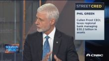 Cullen/Frost Bankers CEO: We've seen growth after raising...