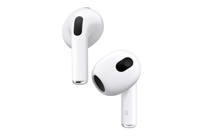 Apple's redesigned AirPods bring Spatial Audio and Adaptive EQ for $179