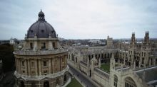 Oxford is best university in world but Cambridge drops to sixth