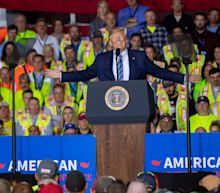 Shell workers in Pennsylvania say they were told to either attend a recent Trump event, or not get paid