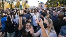 Bubbly mood: Washington scrambles for champagne after Biden win