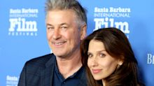 Hilaria Baldwin says she's losing her hair after having a baby. Is that normal?