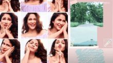 Actress Lavanya is a Happy Girl on Returning to Hometown Dehradun