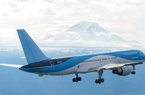 NASA and Boeing to test eco-friendly technologies for airplanes