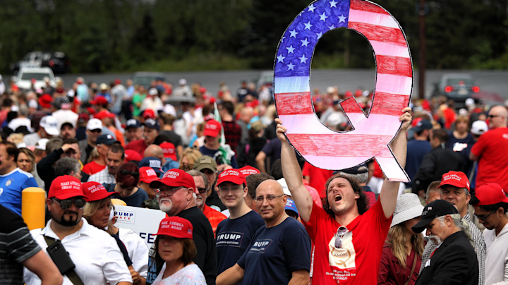 GOP funders back QAnon believers in House bids