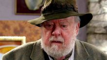 'Emmerdale' star Freddie Jones dies aged 91