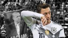DFB räumt Fehler bei Özil ein