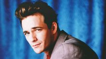 Flashback: Luke Perry Went to Zombie High in a Banned Twisted Sister Video, Pre-'90210' (Watch)