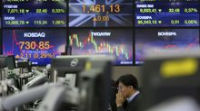 World stocks rise ahead of new round of US-China talks
