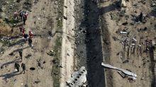 Irán atribuye a errores el derribo de un avión de pasajeros
