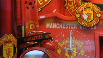 Manchester United announce record profits