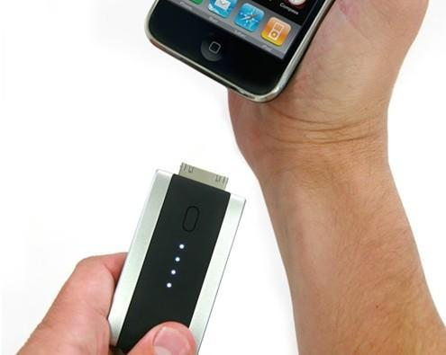 Mophie introduces external juice pack batteries for iPhone, iPod, and iPad