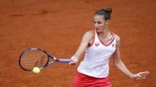 Roland-Garros: Pliskova bataille pour franchir le premier tour