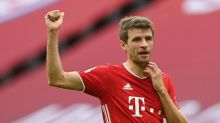 Bayern's Mueller says Champions League is 'our competition'