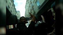 El vídeo del taxista que quiso cobrar 247 euros por un trayecto de 50