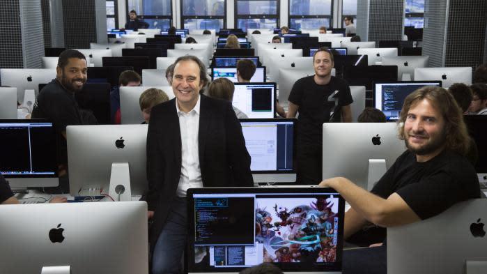 Le fondateur de Free, Xavier Niel, ouvre une école gratuite dans la Silicon Valley