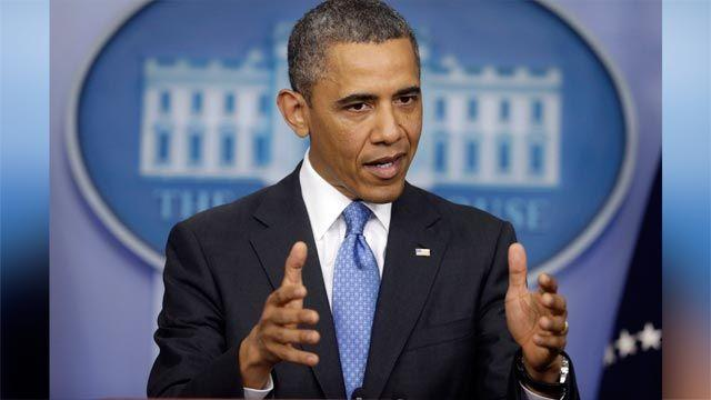 Obama hedging on 'red line' threat against Syria?