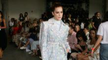 Sophia Abrahão diz optar por usar roupas sustentáveis e do marido, Sérgio Malheiros