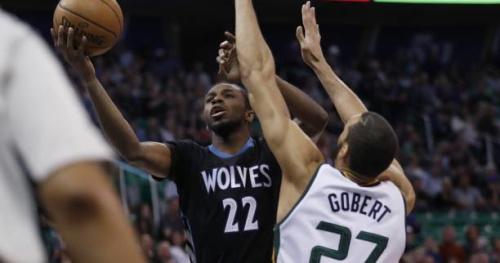 Basket - NBA - La nuit des Frenchies : Fin de série pour Rudy Gobert