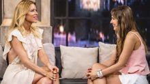 La guerra continúa: Pampita invitó a Nicole Neumann a su programa y se dijeron de todo