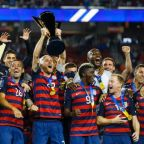 Late Morris goal delivers U.S. sixth Gold Cup championship