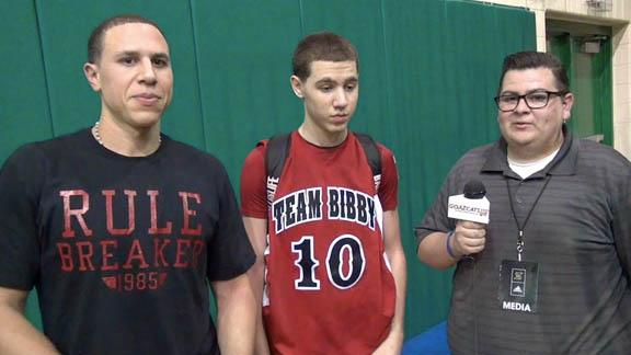 Michael Bibby, Jr. talks the summer and recruiting